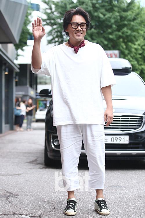 [bnt포토] 김인권 '종방연 참석했어요~'