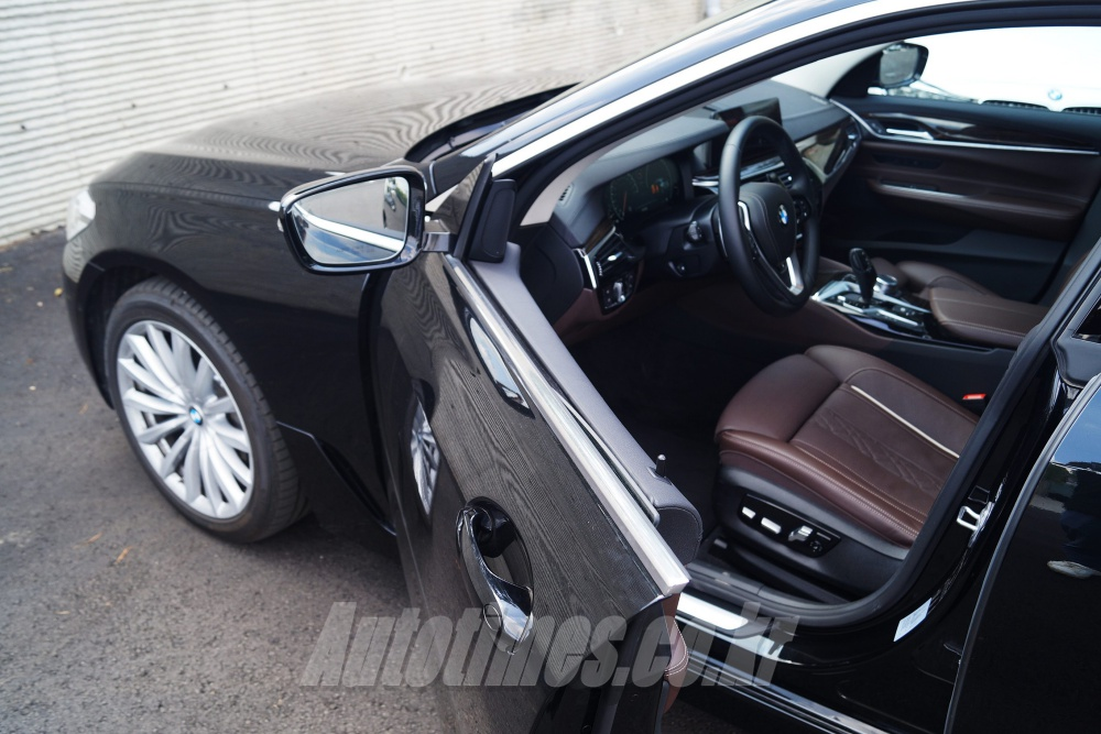 [시승]다재다능한 만능 재주꾼, BMW 620d GT