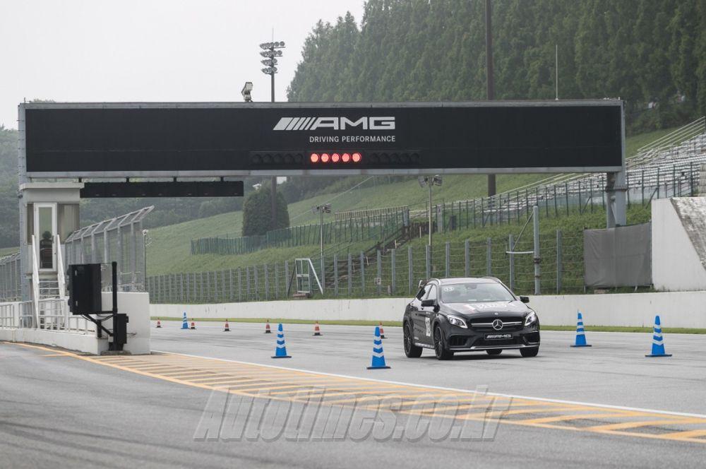 [르포]메르세데스-AMG로 운전 잘 하는 법 배우기