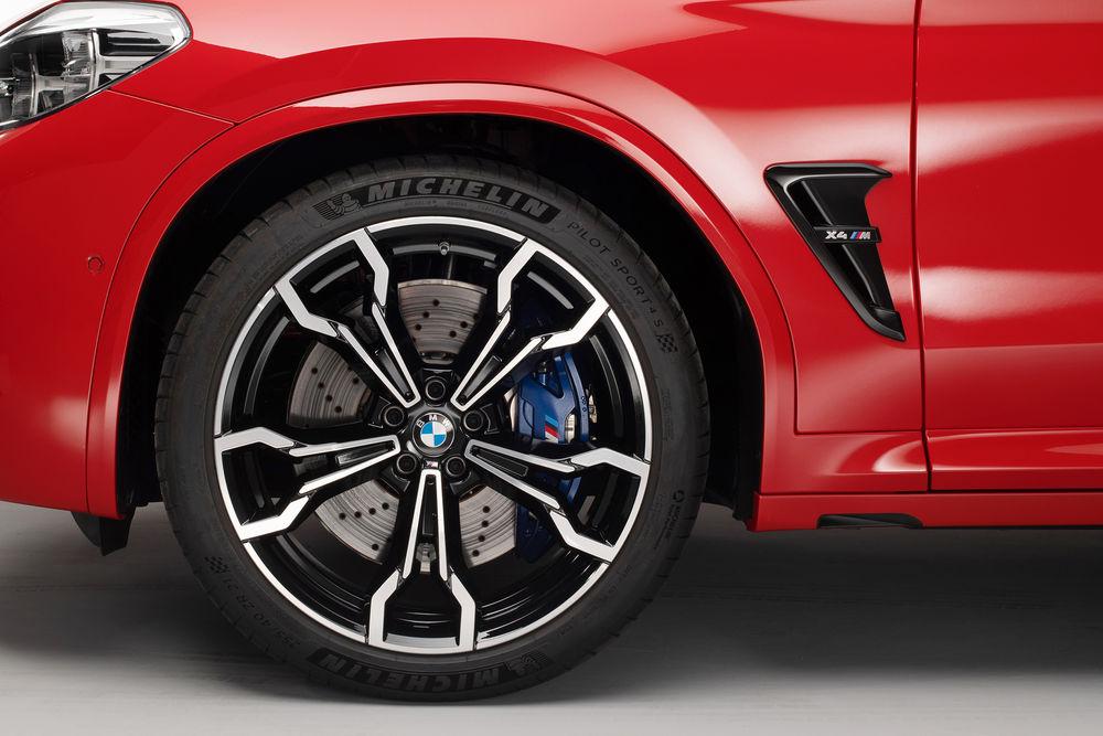 미쉐린, BMW X3 M·X4 M에 OE 타이어 공급
