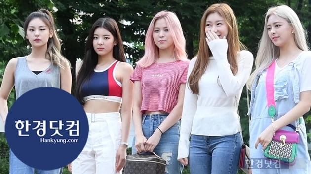 HK영상 ITZY(있지), 언제 어디서든 시선강탈…'아름다움 물씬 풍기는 출근길~'