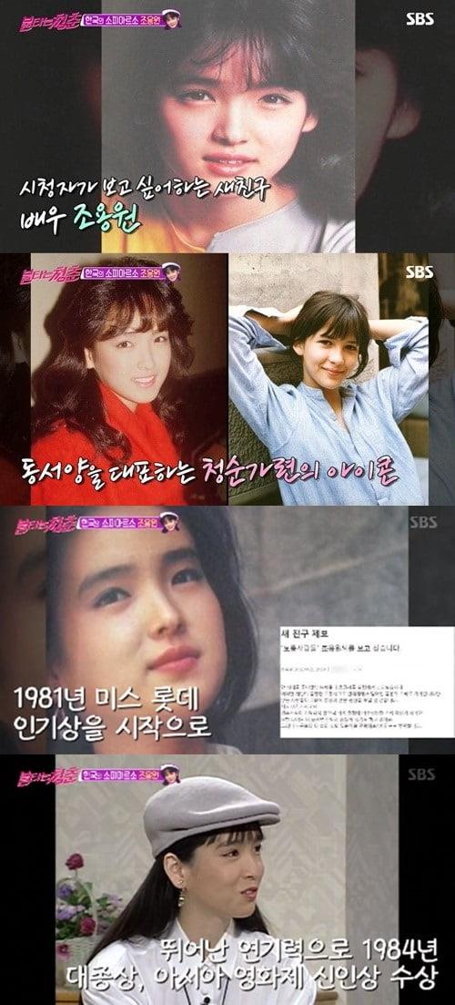 조용원 /사진=SBS 방송화면 캡처