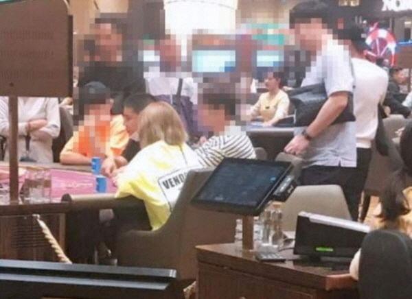 BJ철구, BJ서윤과 필리핀 원정도박 의혹 제기/사진=온라인 커뮤니티