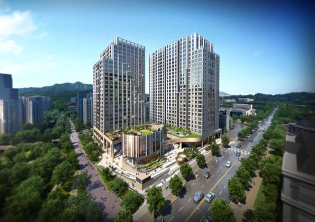 현대건설, '힐스테이트 과천 중앙'에 '3H 특화설계' 적용