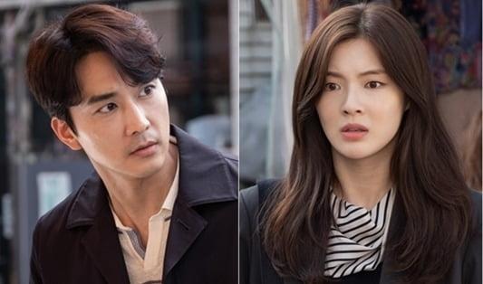 송승헌 이선빈 / 사진 = tvN