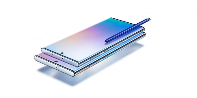 갤럭시노트10, 부품 뜯어보니…스마트폰 첨단기술의 집약체