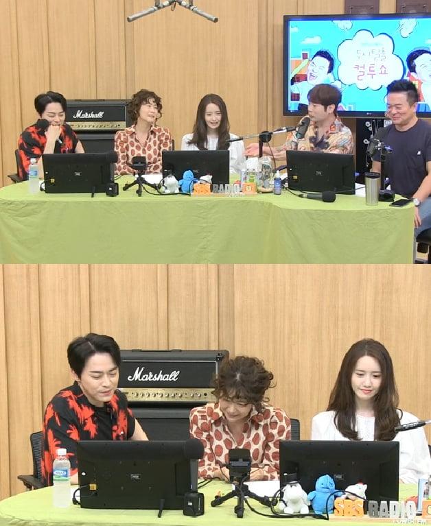 배우 김지영/사진=SBS 파워FM '두시탈출 컬투쇼'