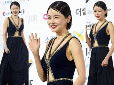 '보일락 말락, 아슬아슬'…황우슬혜 '파격'