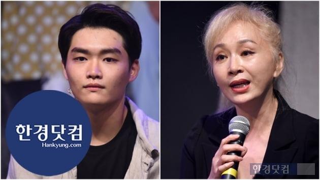 HK영상|박해미, 아들 황성재와 함께 뮤지컬 'SO WHAT?!'으로 대중 앞에…'현실 모자 캐미'