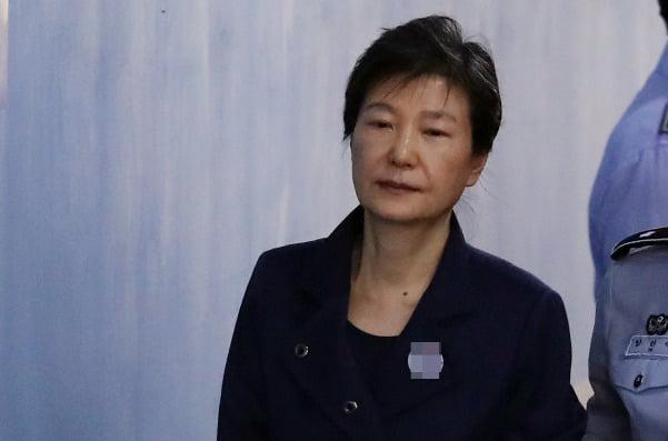 박근혜  전 대통령. 사진=연합뉴스