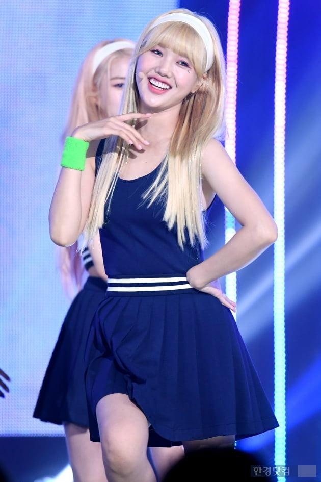 [포토] 오마이걸 미미, '사랑스러운 미소~'