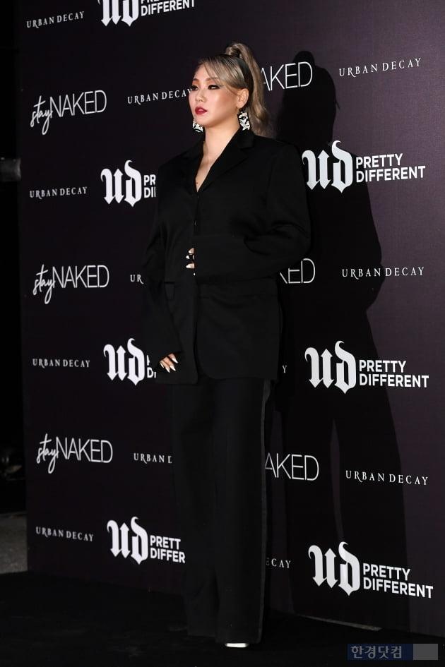 [포토] CL, '내가 YG를 대표해'