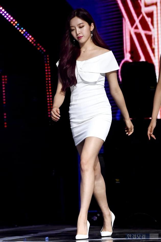 [포토] AOA 찬미, '성숙해진 막내의 등장'