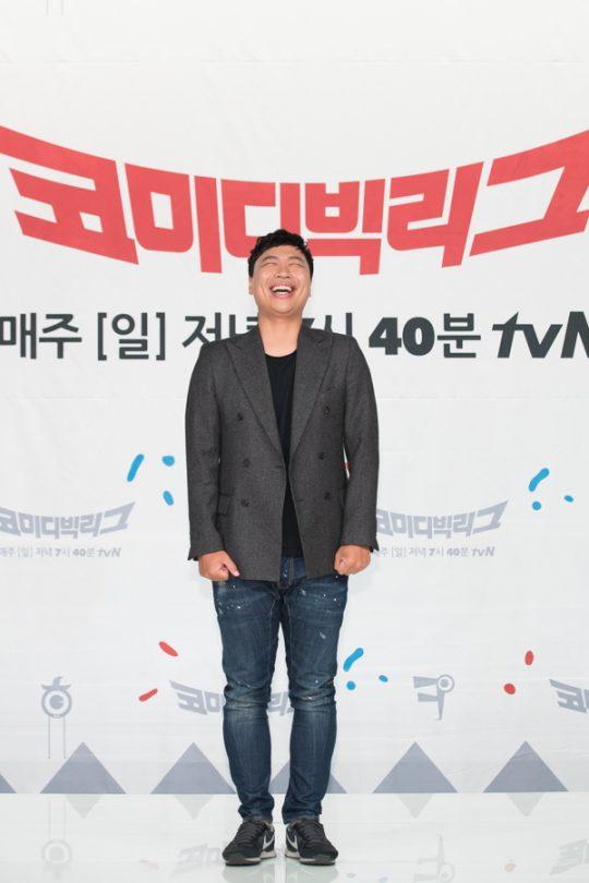 개그맨 이상준 / 사진제공=CJ E&M