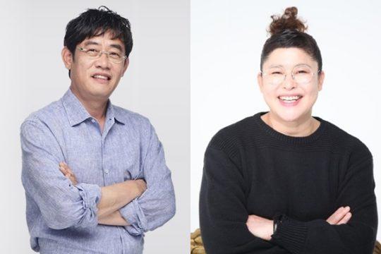 개그맨 이경규(왼쪽)와 개그우먼 이영자./사진=각 소속사 제공