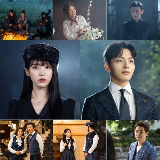 '호텔 델루나' 이지은, 여진구 / 사진제공= tvN