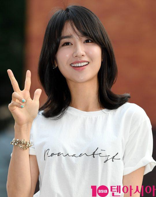 [TEN PHOTO]박하선 '평일 오후 세시의 연인 쫑파티 왔어요'