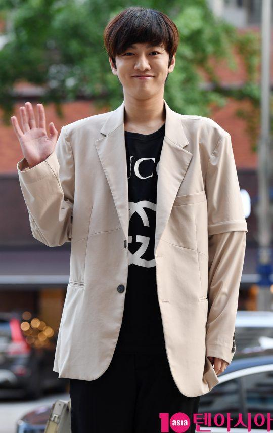 [TEN PHOTO]신원호 '훈내 진동하는 외모'