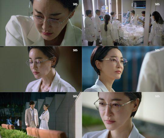 '의사요한'의 김혜은./사진제공=SBS
