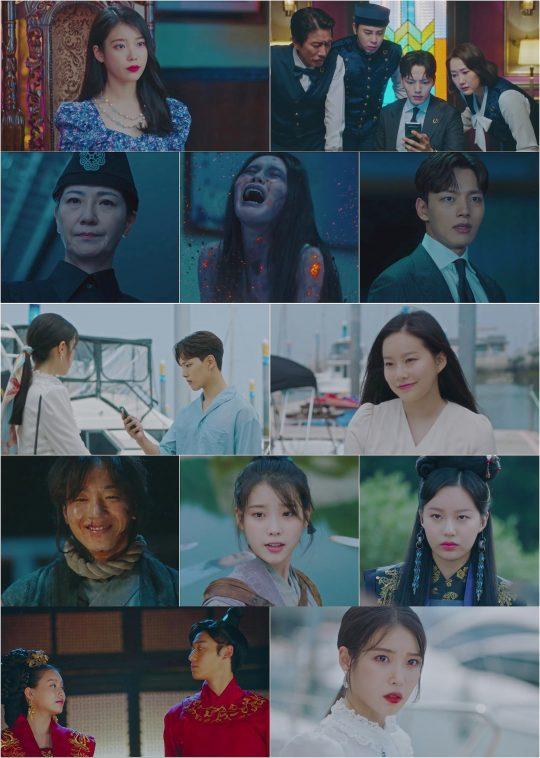 '호텔 델루나' 이지은, 여진구, 박유나 / 사진=tvN 방송화면