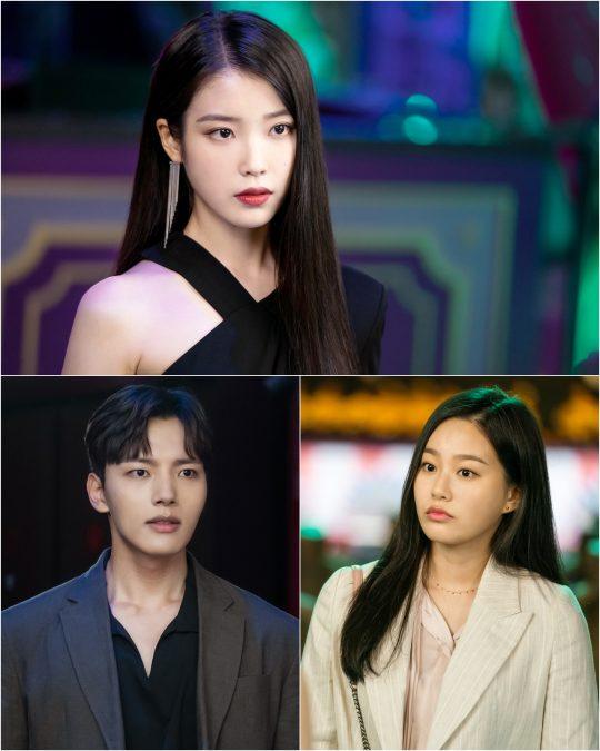 '호텔 델루나' 이지은, 여진구, 박유나 / 사진제공=tvN