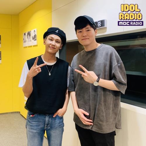 MBC 표준FM '아이돌 라디오'. /사진제공=MBC 표준FM