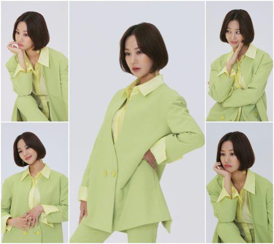 JTBC '멜로가 체질' 한지은./ 사진제공=HB엔터테인먼트