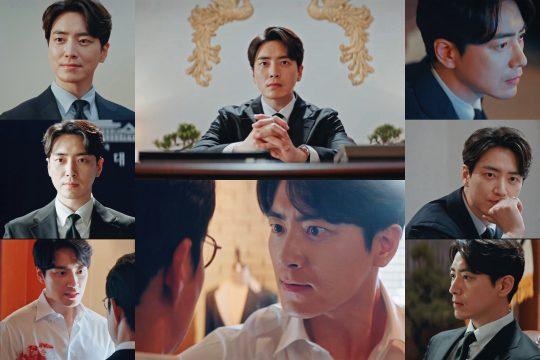 '60일, 지정생존자'의 이준혁./사진제공=tvN