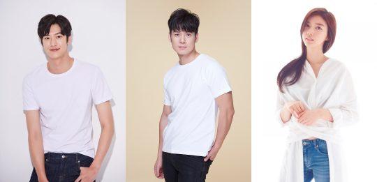 '연남동 패밀리' 나인우(왼쪽부터), 강태성, 채서진./ 사진제공=코탑미디어