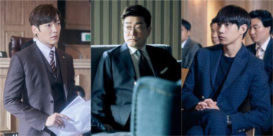 '저스티스' 스틸./사진제공=KBS2