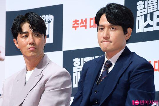 배우 차승원, 박해준