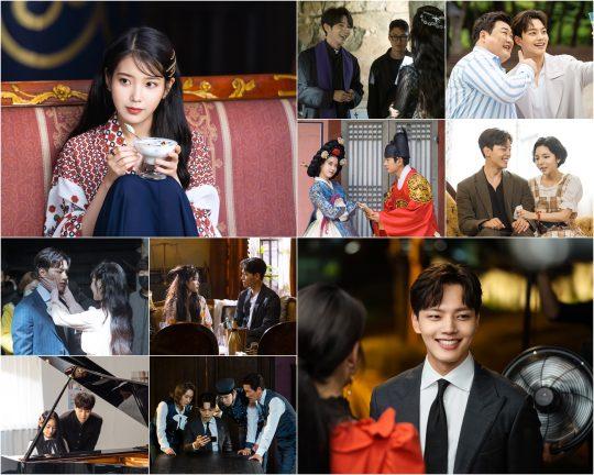 '호텔 델루나' 비하인드. /사진제공=tvN