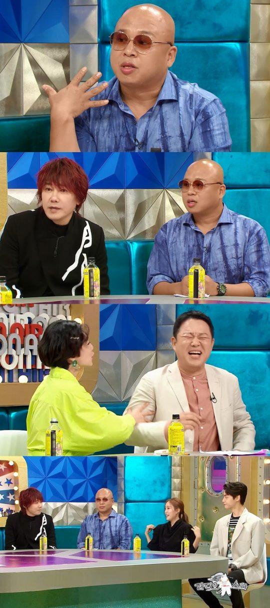 '라디오스타' 돈스파이크 / 사진제공=MBC