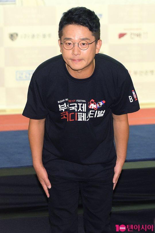개그맨 김준호