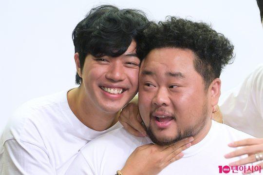 개그맨 서태훈, 송영길