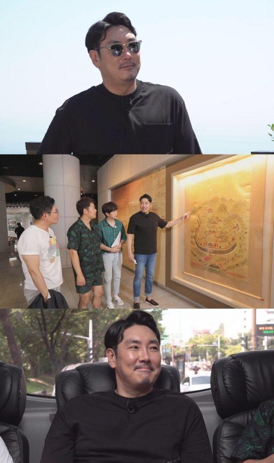 MBC 새 예능 '선을 넘는 녀석들-리턴즈'. /사진제공=tvN