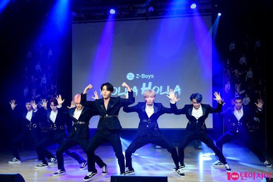 그룹 Z-Boys(지보이즈)