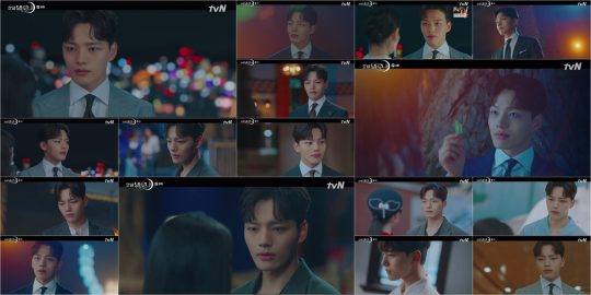 '호텔 델루나' 방송 화면./사진제공=tvN