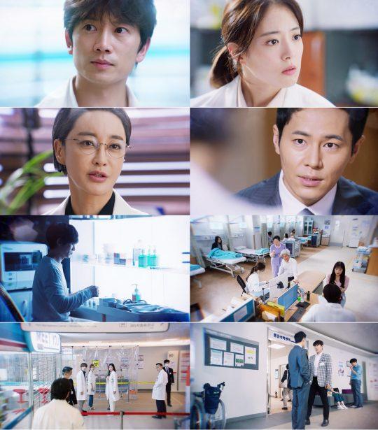 '의사요한' 예고 영상./사진제공=SBS