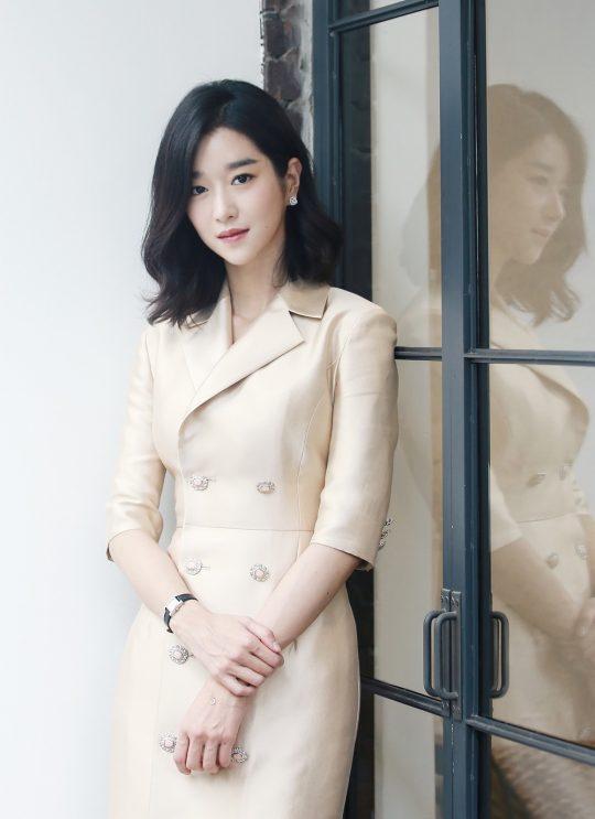 영화 '암전'에서 신인 감독 미정을 연기한 배우 서예지./ 사진제공=킹 엔터테인먼트