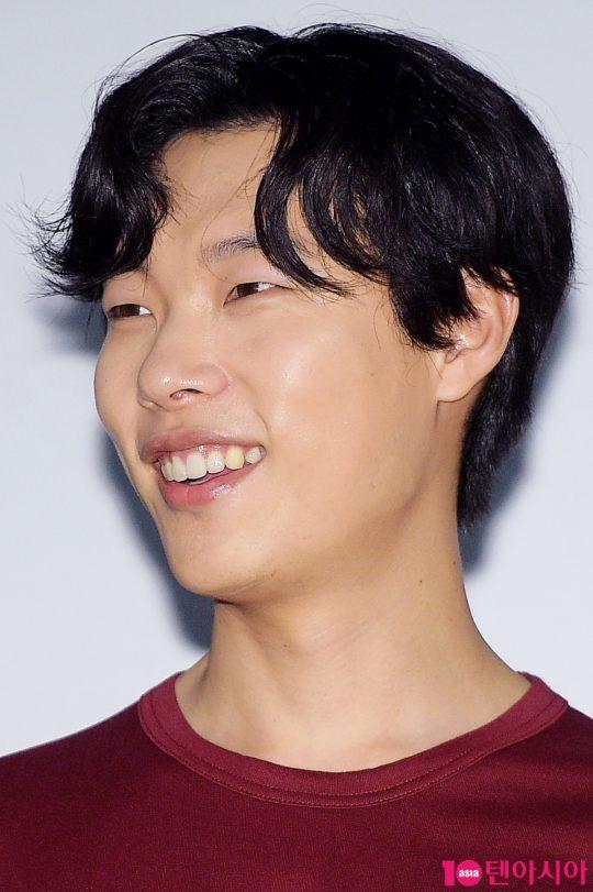 배우 류준열