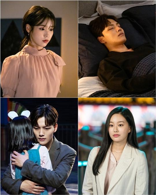 이지은, 여진구, 박유나(사진=tvN '호텔 델루나')