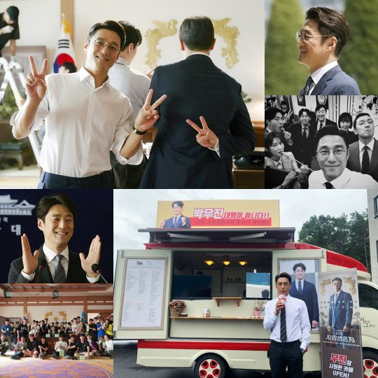배우 지진희. / 제공=tvN, 이끌엔터테인먼트