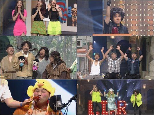 tvN 코미디 프로그램 '코미디빅리그.'/ 사진제공=tvN