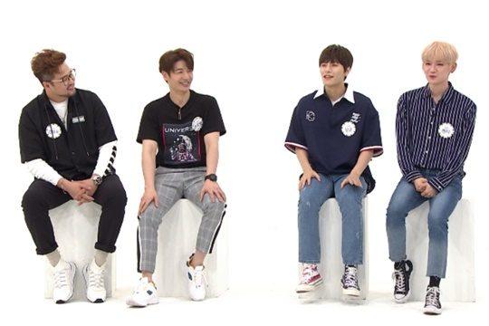 그룹 호우(왼쪽), JBJ95./ 사진제공=MBC플러스