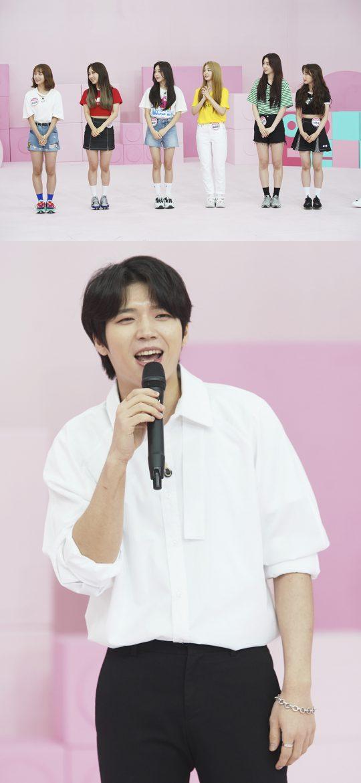 '아이돌룸' 그룹 로켓펀치(위), 인피니트 남우현. /사진제공=JTBC