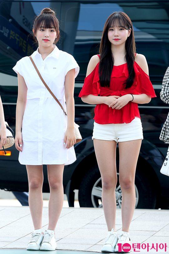 아이즈원 최예나, 조유리
