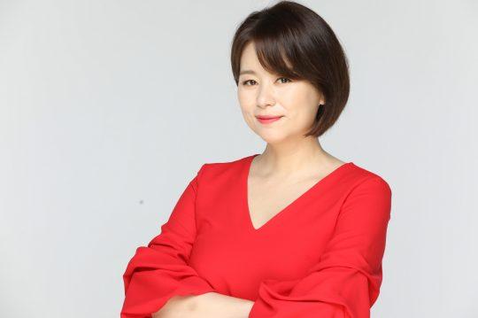 tvN 새 토일드라마 '사랑의 불시착'에 캐스팅된 배우 장혜진. /사진제공=아이오케이컴퍼니