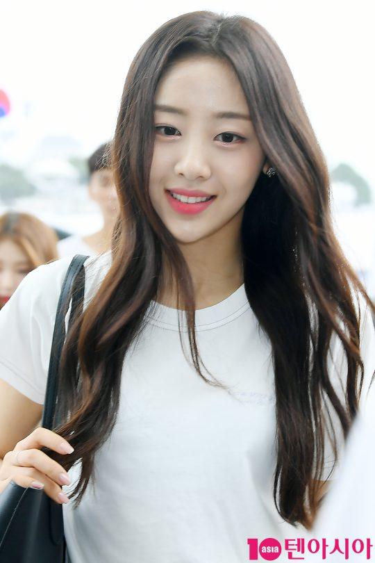 그룹 이달의 소녀 이브