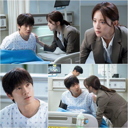 '의사 요한' 지성, 이세영 / 사진제공=SBS '의사 요한'
